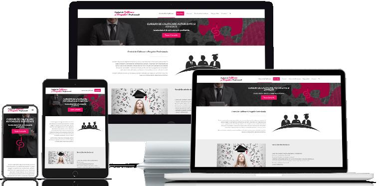 Calificare Evaluare webdesign site