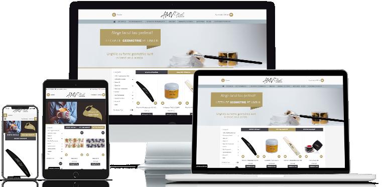 Creare Site Amv Nails