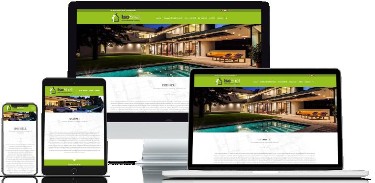 Creare site web Isoshel