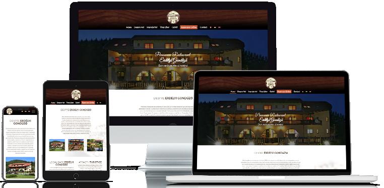Creare Web Design Erdelyi Gonduzo