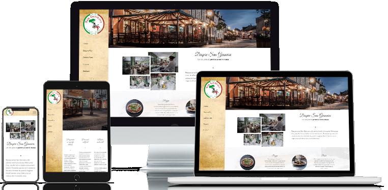 Creare Webdesign SanGennaro