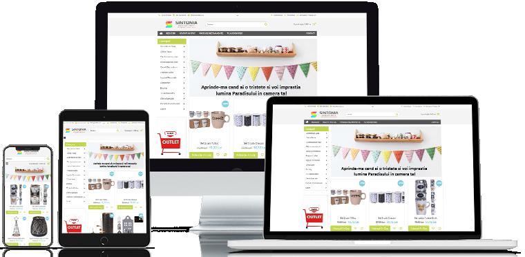 Realizare site online Sintonia