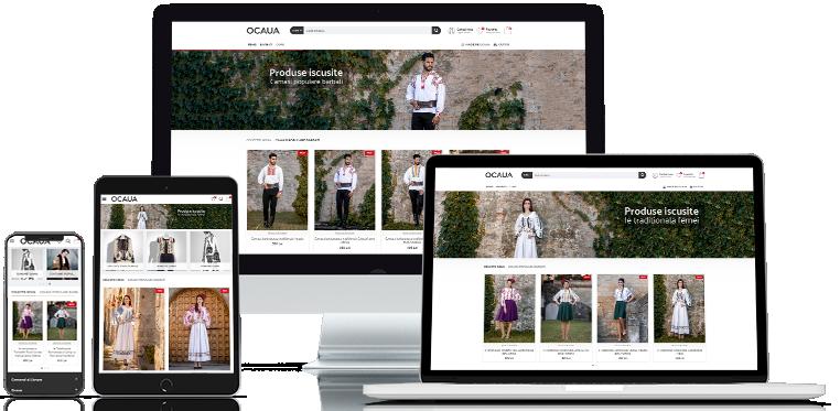 Realizare site Ocaua