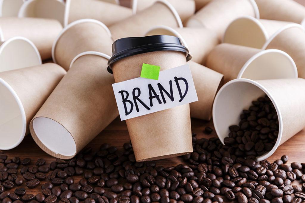 Brand versus Logo