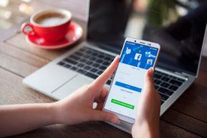 Facebook Cont Afaceri