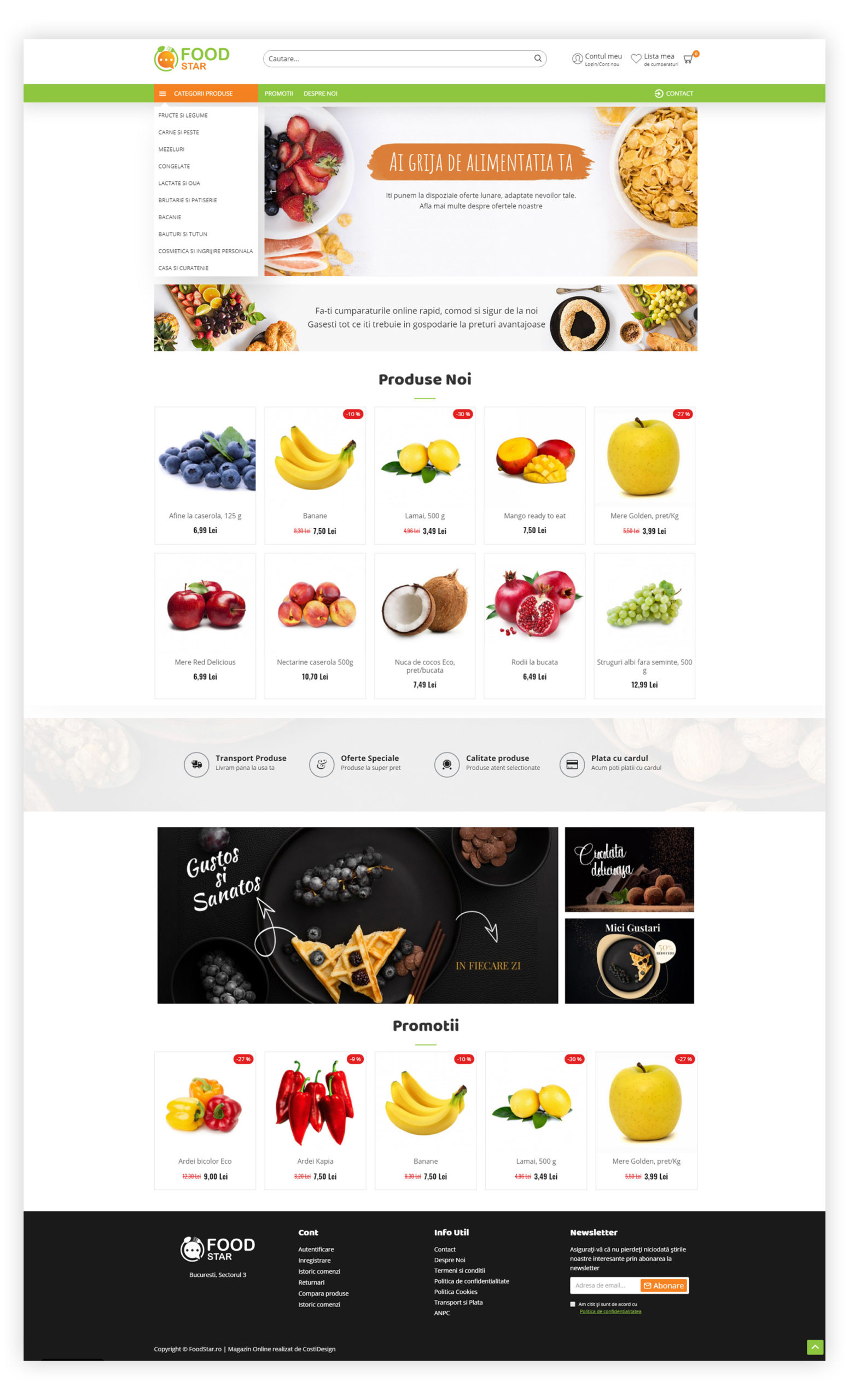 Sablon FoodStar
